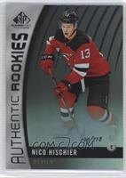Authentic Rookies - Nico Hischier /218