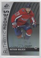 Authentic Rookies - Nathan Walker #/223