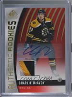 Authentic Rookies - Charlie McAvoy /15