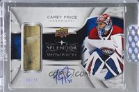 Carey Price [Uncirculated] #/15