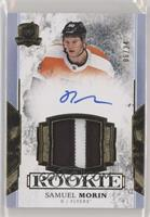 Rookie Patch Autograph - Samuel Morin #/24