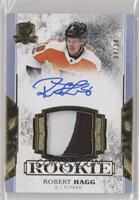 Rookie Patch Autograph - Robert Hagg #/24
