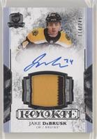 Rookie Patch Autograph - Jake DeBrusk #/249