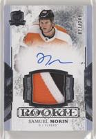 Rookie Patch Autograph - Samuel Morin #/249