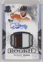 Rookie Patch Autograph - Robert Hagg #/249