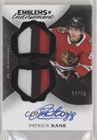 2018-19 The Cup Update - Patrick Kane #/15