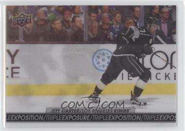 2017-18 Upper Deck Tim Hortons Collector's Series - Triple Exposure #TE-11 - Jeff Carter
