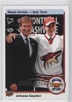 Wayne Gretzky, Kyle Turris