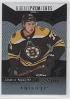 Rookie Premieres Level 1 - Charlie McAvoy /99
