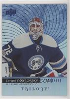 Sergei Bobrovsky #/999