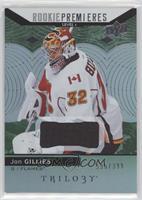 Rookie Premieres Level 1 - Jon Gillies #/399