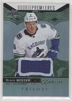 Rookie Premieres Level 1 - Brock Boeser /399