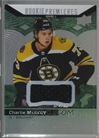 Rookie Premieres Level 1 - Charlie McAvoy /399