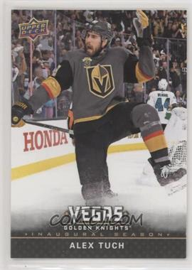 2017-18 Upper Deck Vegas Golden Knights - [Base] #15 - Alex Tuch