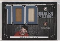Gordie Howe #/5