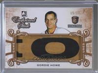 Gordie Howe #/17