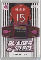 Dany Heatley #/25