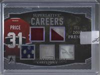 Carey Price [Uncirculated] #/2