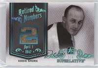 Eddie Shore #/4