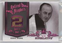 Eddie Shore #/5