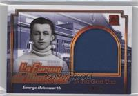 George Hainsworth /30