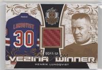Henrik Lundqvist #/20