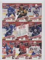 Auston Matthews, Sidney Crosby, Wayne Gretzky, Steven Stamkos, Patrick Laine, C…