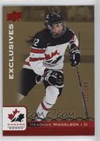 Meaghan Mikkelson #/199