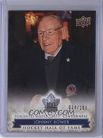 Johnny Bower /100