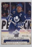 Doug Gilmour [Noted] #/100