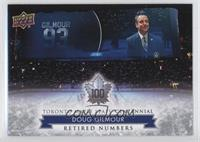 Retired Numbers - Doug Gilmour