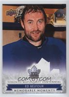 Memorable Moments - Ed Belfour