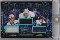 Pat LaFontaine , Cam Neely , Lanny McDonald [Uncirculated] #/5