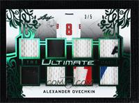 Alexander Ovechkin #/5