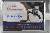 Willie O'Ree #/15