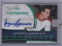 Jacques Laperriere [Uncirculated] #/1