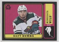 Mathew Dumba /100