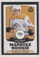 Marquee Rookies - Eeli Tolvanen /100
