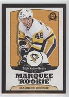Marquee Rookies - Zach Aston-Reese #/100