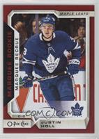 Marquee Rookies - Justin Holl
