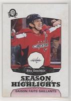 Season Highlights - Alexander Ovechkin