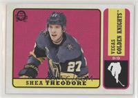 Shea Theodore