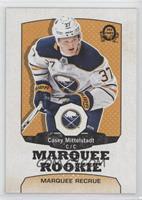 Marquee Rookies - Casey Mittelstadt
