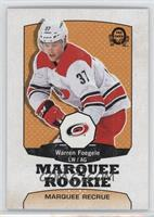 Marquee Rookies - Warren Foegele