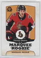 Marquee Rookies - Christian Wolanin
