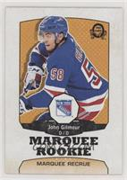 Marquee Rookies - John Gilmour