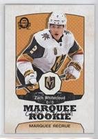 Marquee Rookies - Zach Whitecloud