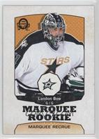Marquee Rookies - Landon Bow