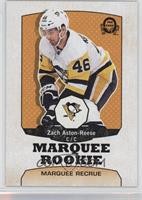 Marquee Rookies - Zach Aston-Reese
