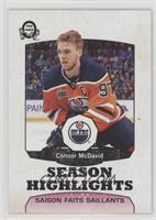 Season Highlights - Connor McDavid